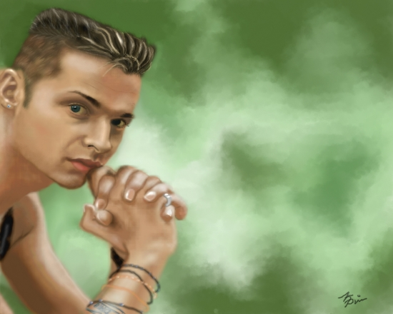 Dave Gahan by -Missi-
